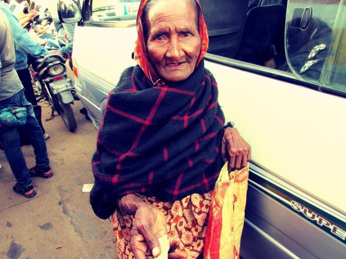 What would you do if she were your grandmother?